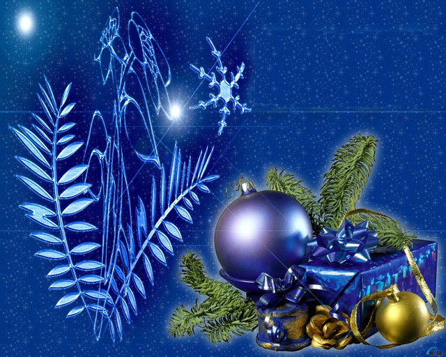 Novogodišnja čestitka ( happy new year ) Nova-godina